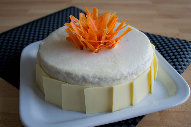 Recipe Carrot Cake Road To Pastry