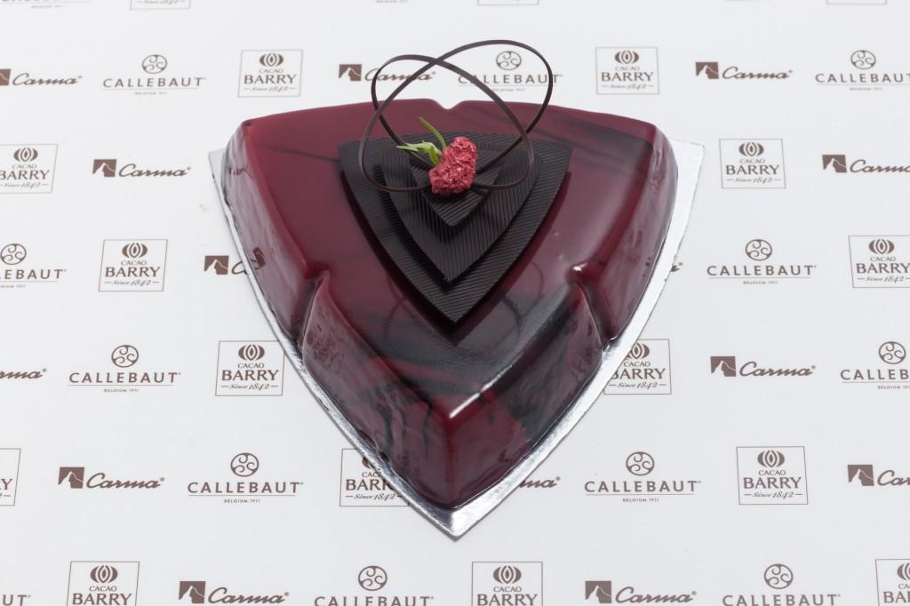 Layered cake - Deniz Karaca - Australia