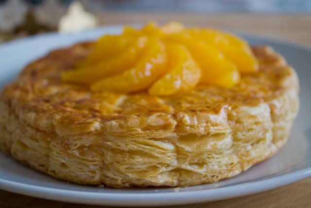 Galettes des rois with almond oranges grand marnier 06