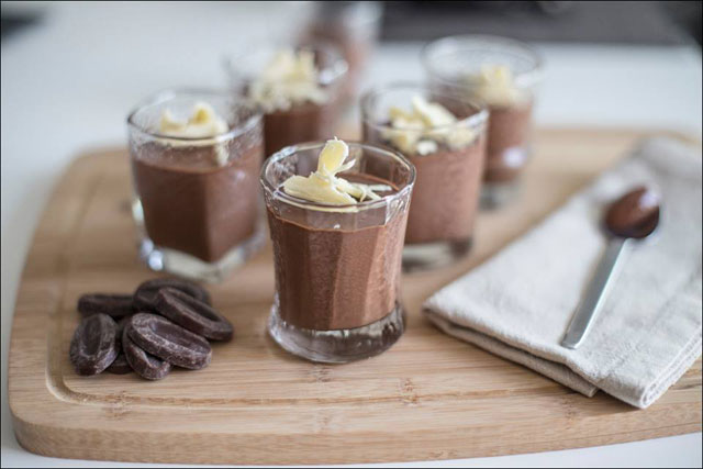 Recipe Chocolate Custard Verrine10