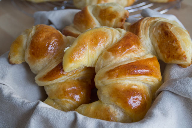 Recipe: Croissants – Road to Pastry