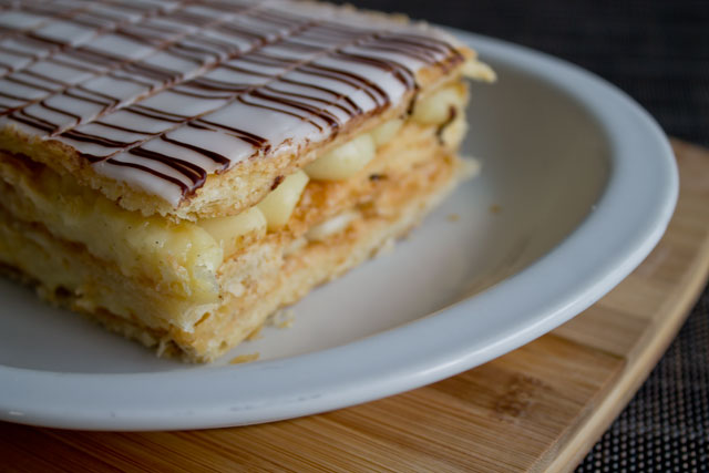 Recipe Mille Feuille Cream Napoleon