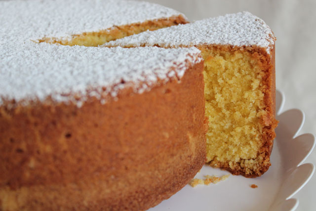 Recipes for cake and pastry flour