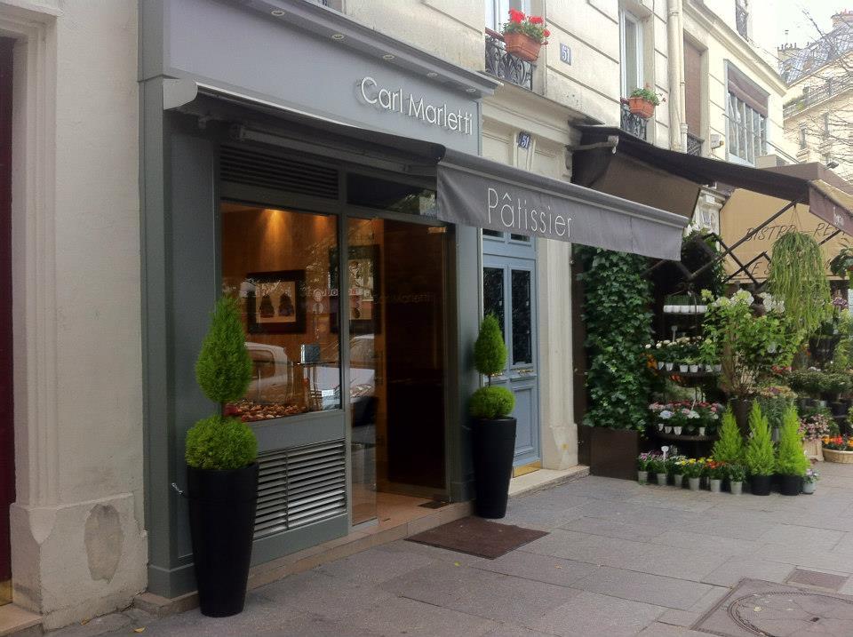 Carl Marletti shop