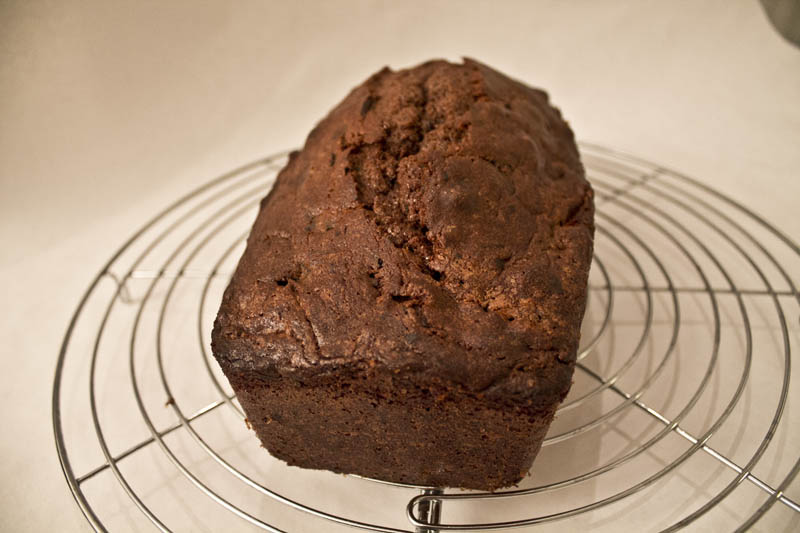 Chocolate poundcake - Step 11
