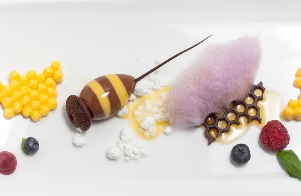 Gastronomic dessert - Daniel Staron - Poland
