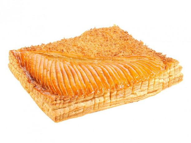 Galette-litchi-noix-de-coco-fruits-de-la-passion-Christophe-Roussel
