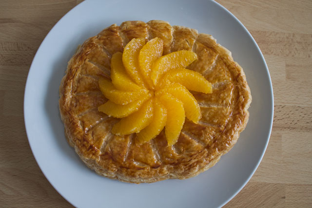 Galettes des rois with almond oranges grand marnier 02