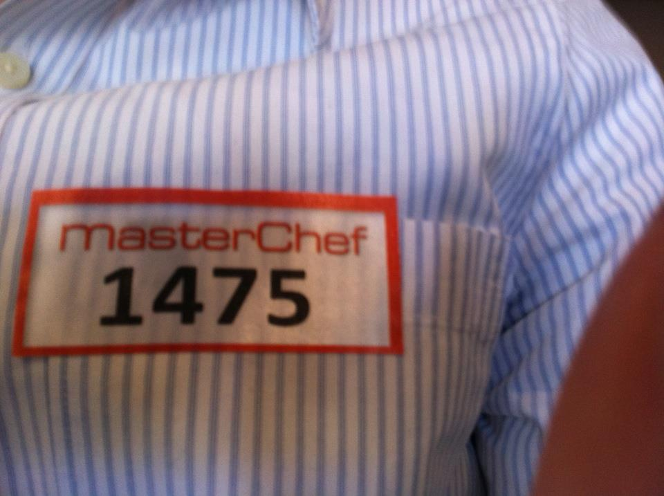 Masterchef number