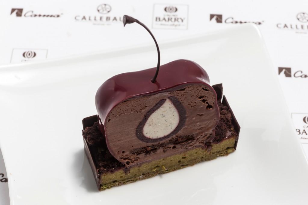 Layered cake - Olivier Tribut - Canada