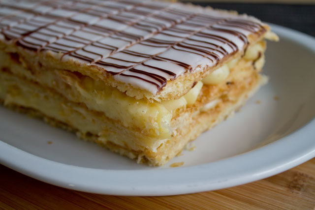 Mille Cake Recipe