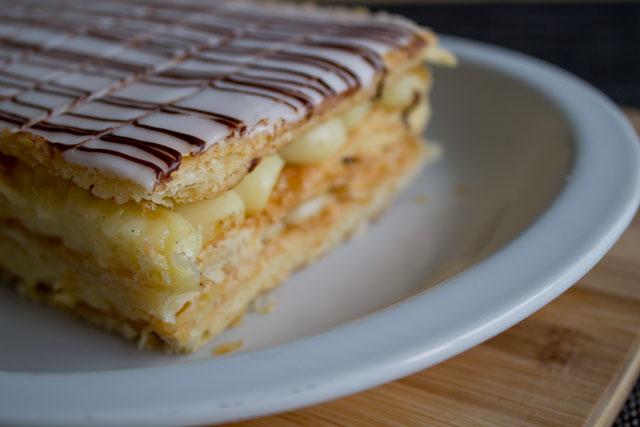 Recipe Mille Feuille Cream Napoleon Road To Pastry,Turkey Legs In Oven