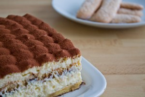 Traditional Tiramisù (with raw eggs)