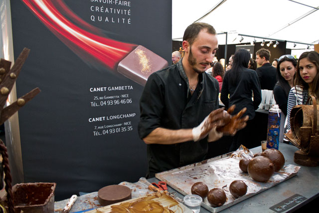 Salon Du Chocolat Nice
